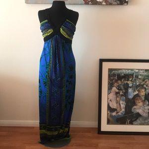 Hale Bob maxi dress Size Small
